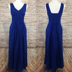 Anthropologie Edme & Esyllte Caraiva Long Dress